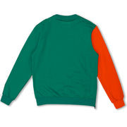 M4141 Connect Sweater - Green