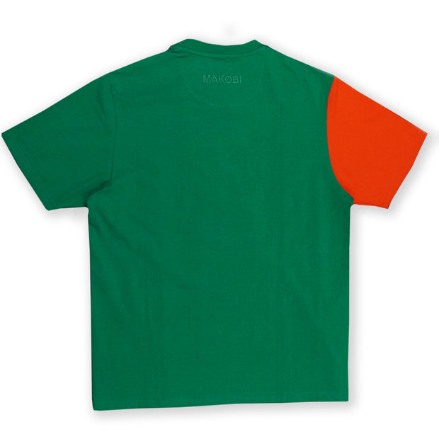 M341 Connect Tee - Green
