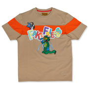 M323 Fake Friends Tee - Khaki