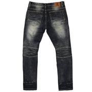 M1785 MAKOBI ATRANI DENIM JEANS - DIRT