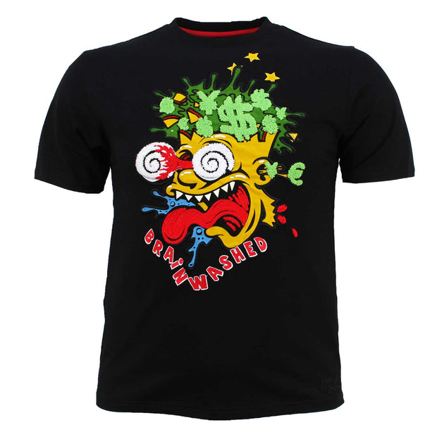 M229 Makobi Brainwashed Tee - BLACK