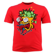 M229 Makobi Brainwashed Tee - RED