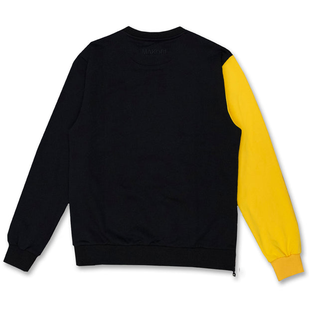 M4141 Connect Sweater - Black