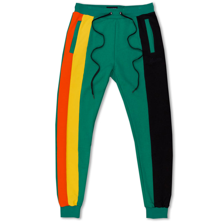 M6141 Connect Sweatpants - Green
