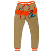 M6223 Fake Friends Sweatpants - Khaki
