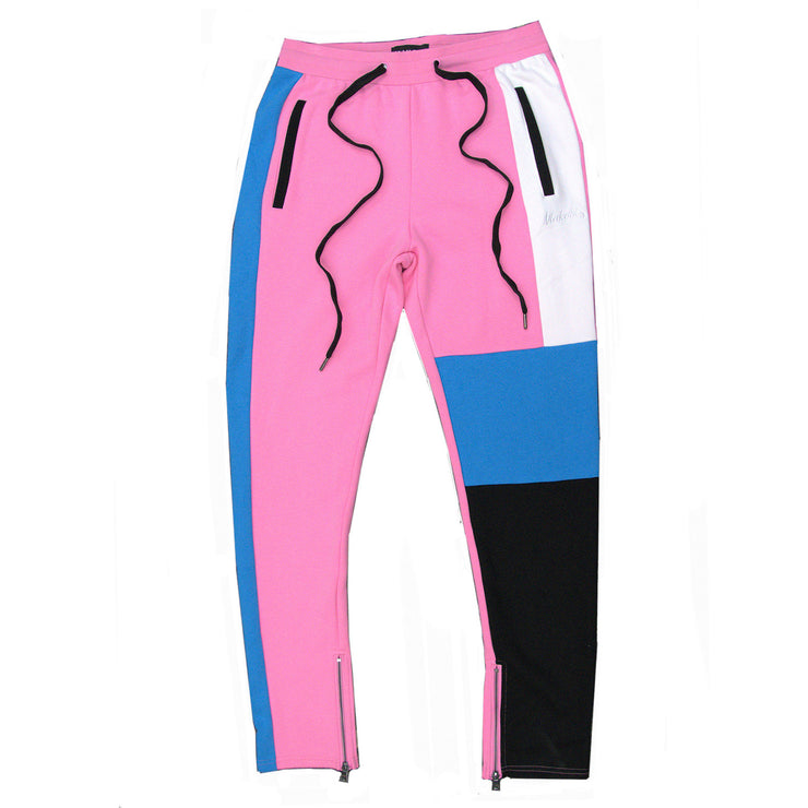 M6381 Stay Focus Sweatpants - Pink