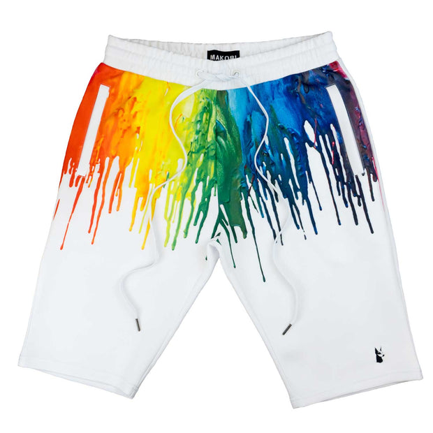M655 MAKOBI ORIGINALS SET UP SHORTS- WHITE - Sets