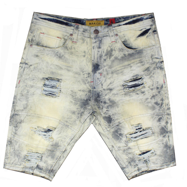 M749 MAKOBI MANHATTAN SHORTS - DIRT