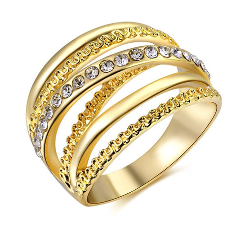 Gorgeous Gold Ring
