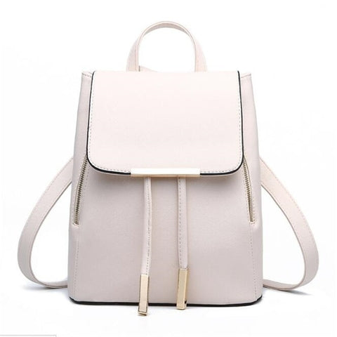 Lavish Leather Backpack