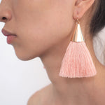 Elegant Tassel Earrings