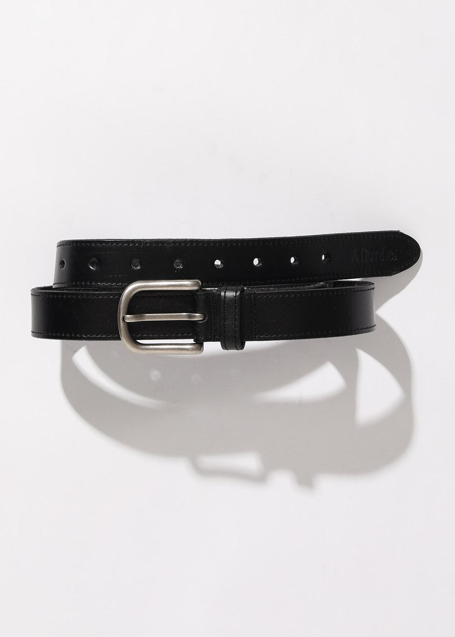 Afends Mens Everyday Leather Belt