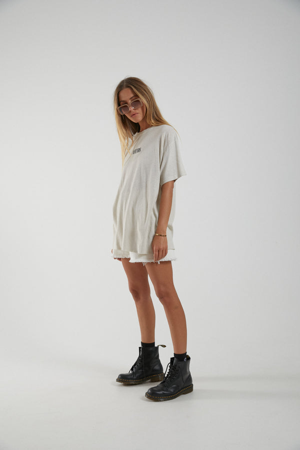 Afends Ladies Courtney Hemp SS Tee