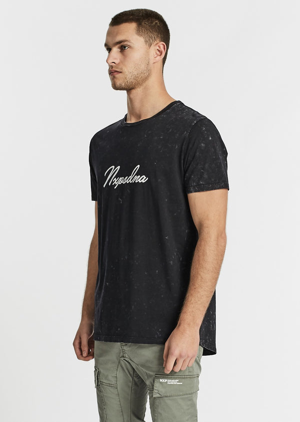 Nena & Pasadena Mens Mauser Scoop Back SS Tee