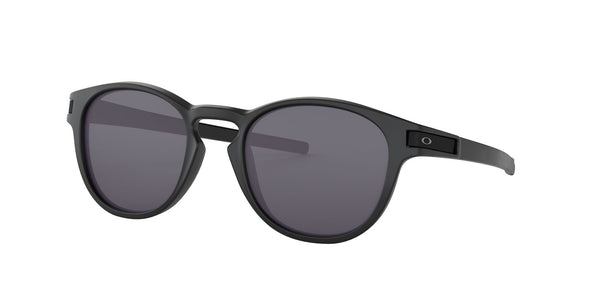 Oakley Latch Sunnies- Matte Black/Grey