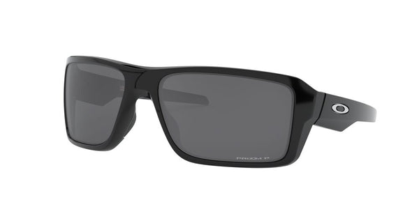 Oakley Double Edge- Polished Black/Prizm Black