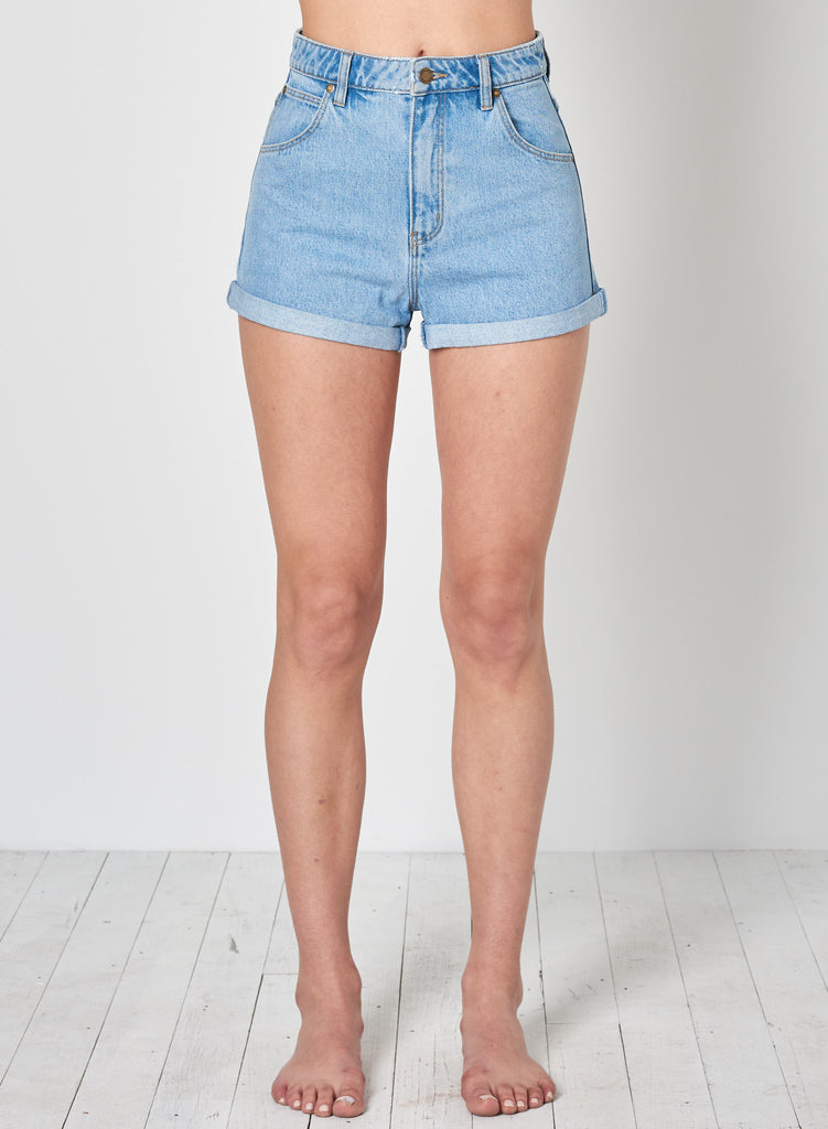 Rollas Dusters Shorts- Sunday Blue