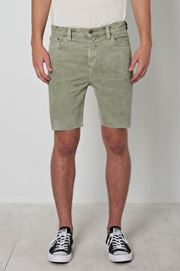 Rollas Mens Tim Slim Shorts - Front