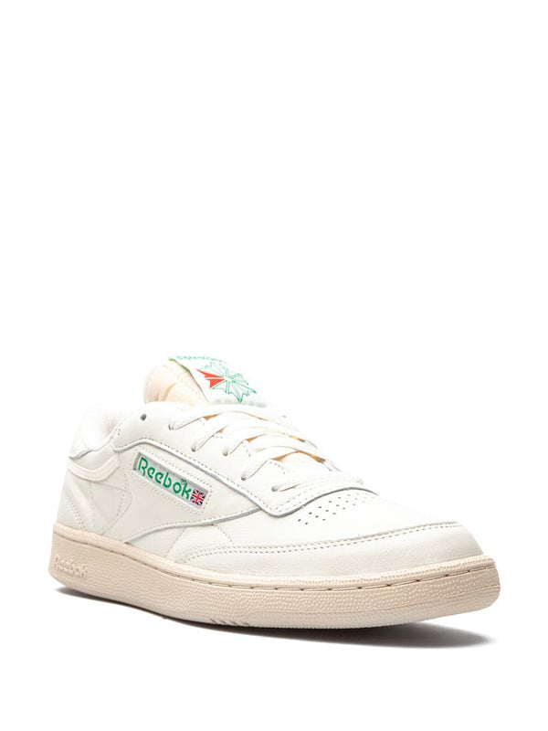 Reebok Club C 85 Chalk/Green White/Red