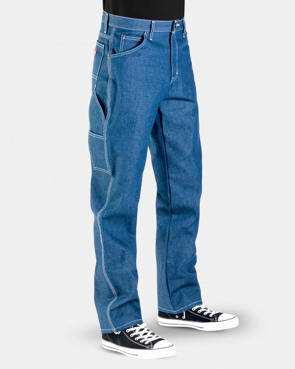 Dickies Mens 1994 Relaxed Fit Carpenter Jeans - Front