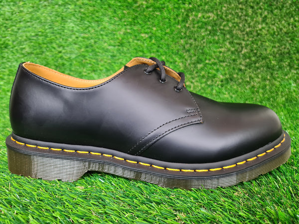 Dr Martens 1461 DMC-Black Smooth