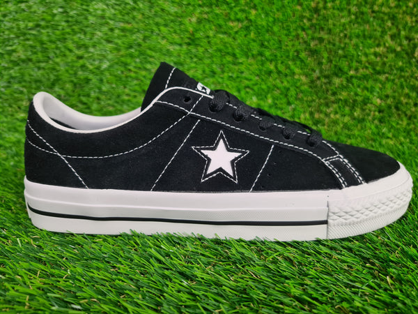 Converse One Star Pro Low Suede