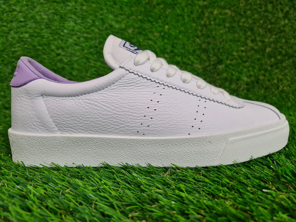 Superga Ladies Clubs Comfleau - Violet Lilla