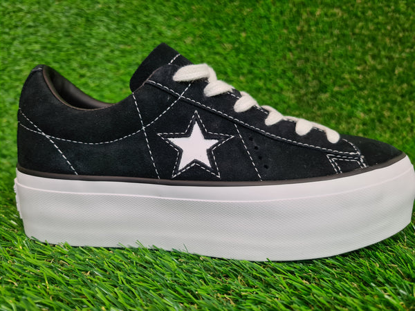 Converse One Star Platform Low