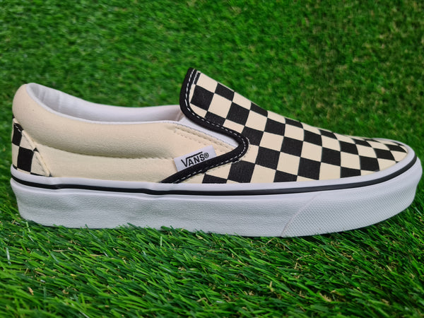 Vans Classic Slip On Checker