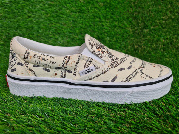 Vans Harry Potter Slip Ons