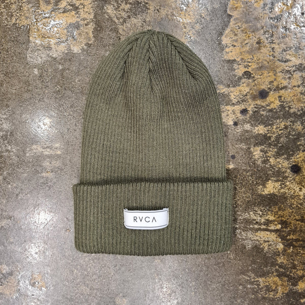 RVCA Ladies Patch Beanie