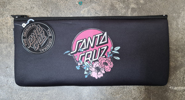 Santa Cruz Floral Dot Pencil Case