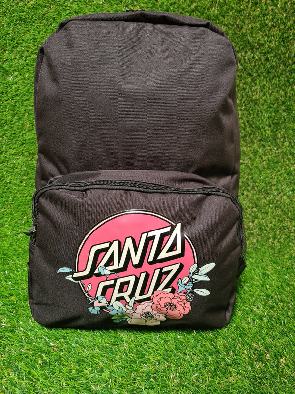 Santa Cruz Floral Dot Backpack
