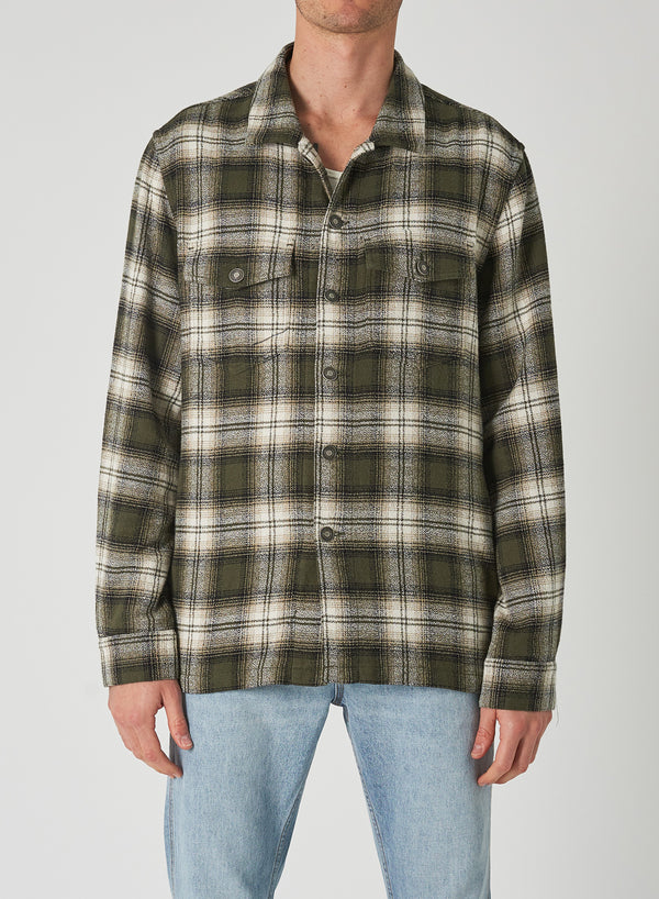 Neuw Mens Kross Overshirt