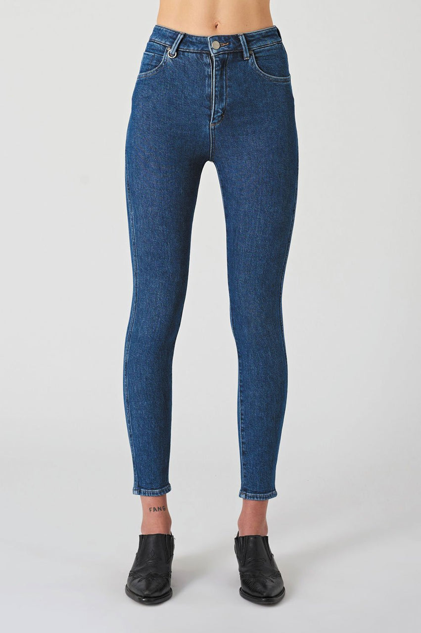 Neuw Ladies Marilyn Skinny Jeans - Front