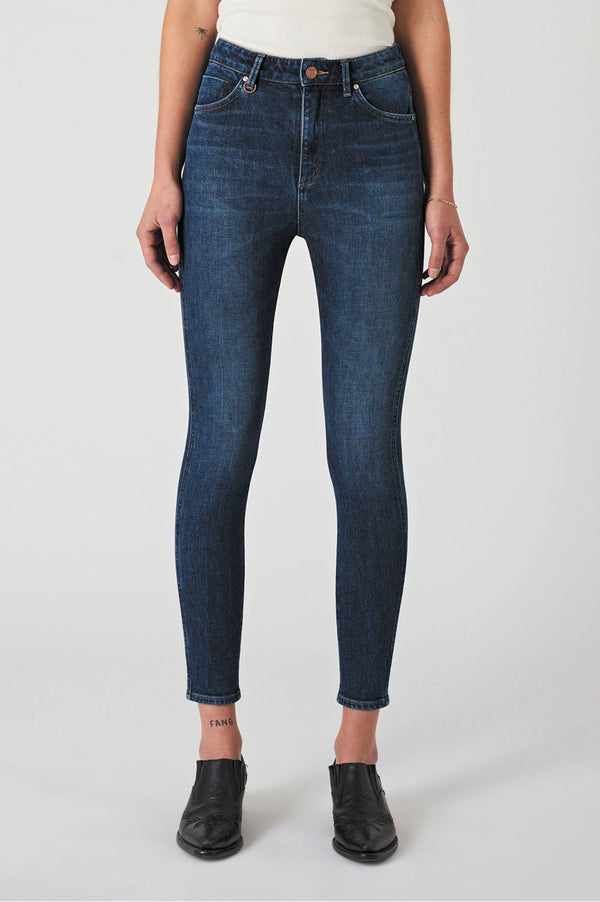 Neuw Ladies Marilyn Skinny Jeans - Front Full