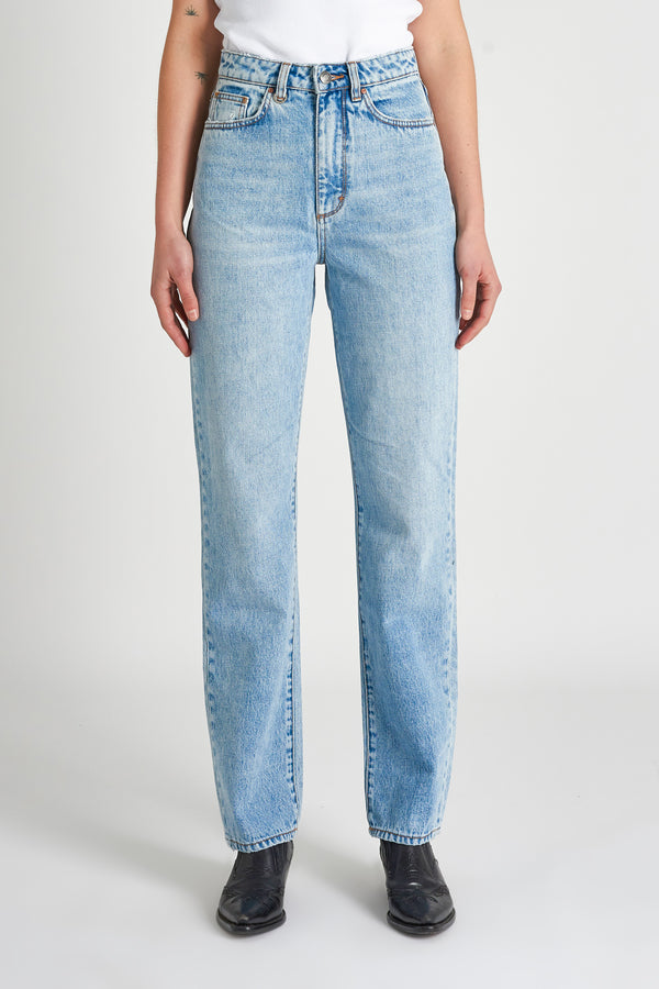 Neuw Ladies Nico Straight Jeans