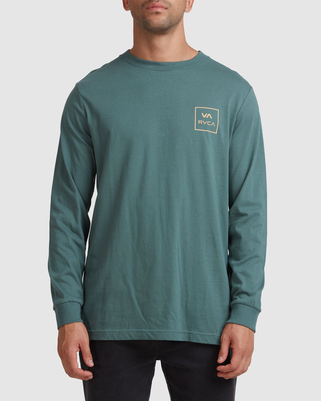 RVCA Mens VA All The Ways LS Tee