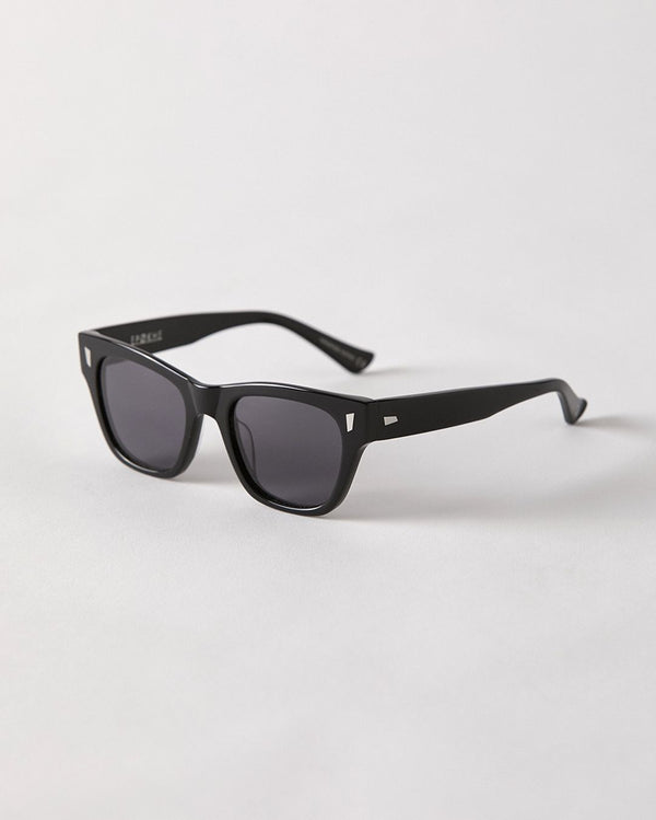Epokhe Non Sunnies- Black Polished/Grey