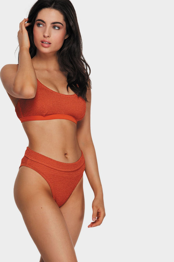 Billabong Ladies Summer High DD Bralette Bikini Top - Side