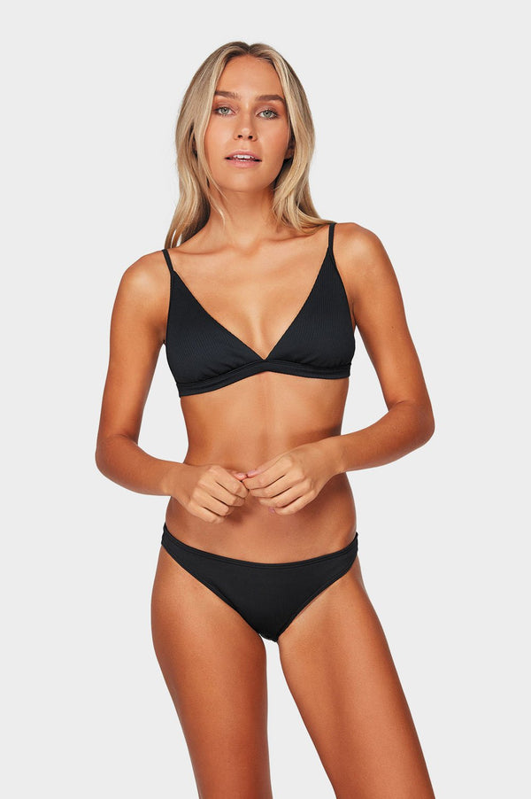 Billabong Ladies Sand Dunes Tropic Bikini Bottom - Front
