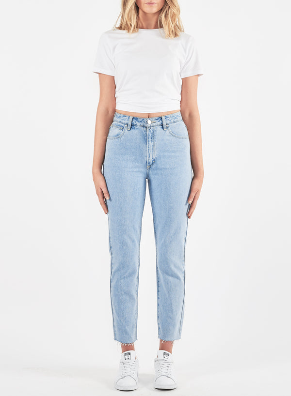 Abrand Ladies 94 High Slim Jeans - Front