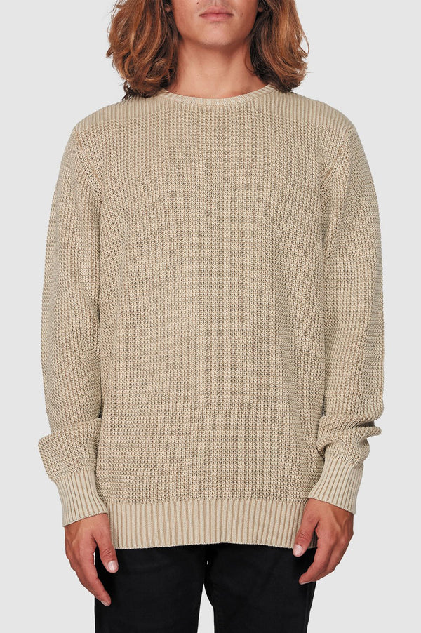 Billabong Mens East Crew - Front