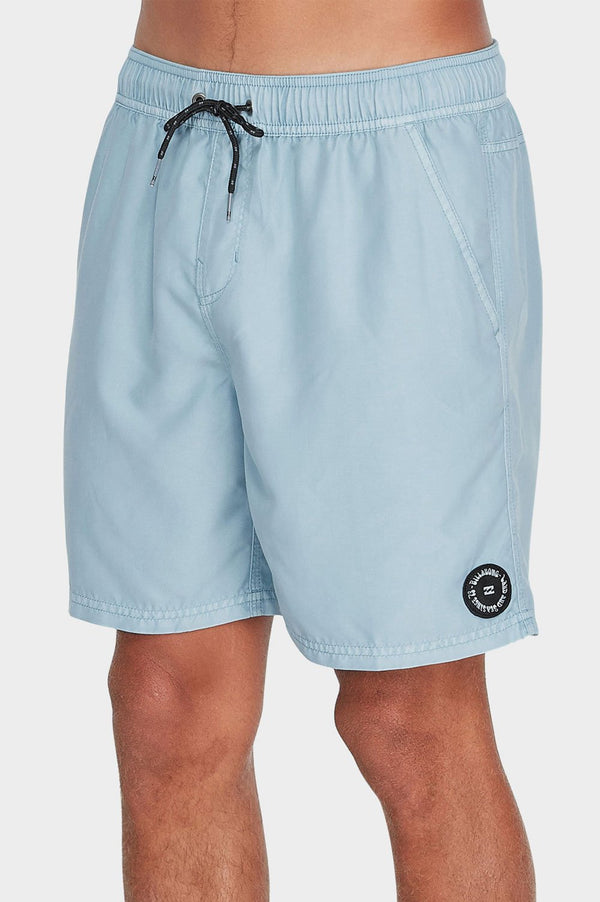 Billabong Mens All Day Overdye Layback Boardshorts - Left