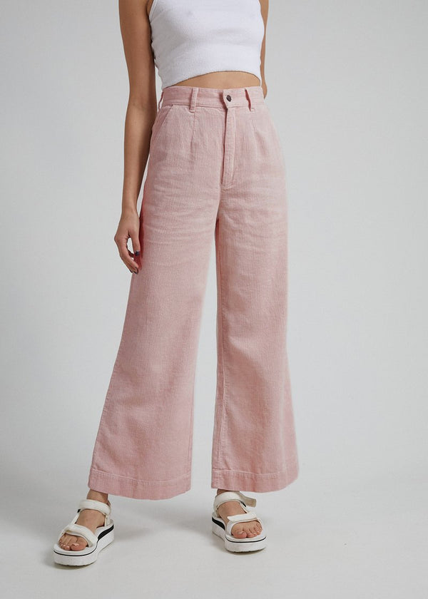 Afends Ladies Maisie Corduroy Pant