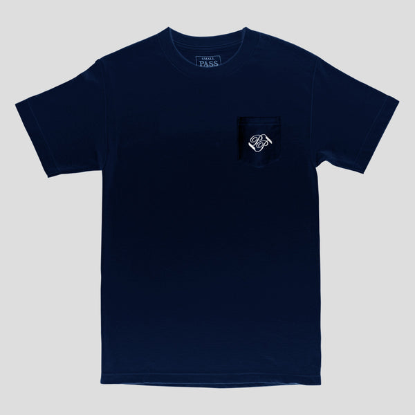 Pass~Port Banner Pocket SS Tee