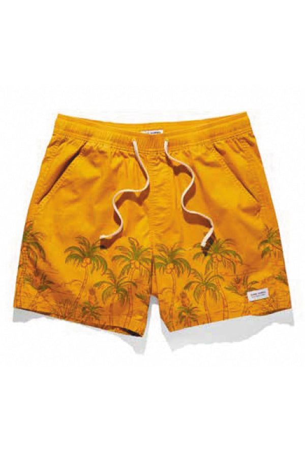 Banks Mens Greenery Boardshorts