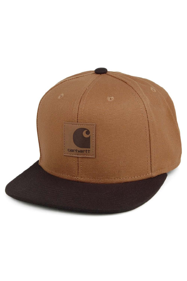 Carhartt Mens Logo Bi-Coloured Cap
