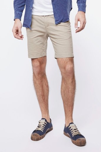 Dr Denim Mens Wood Shorts- Khaki