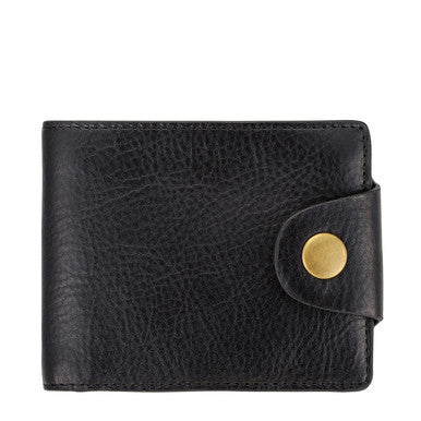 Status Anxiety Mens Eli Wallet - Front